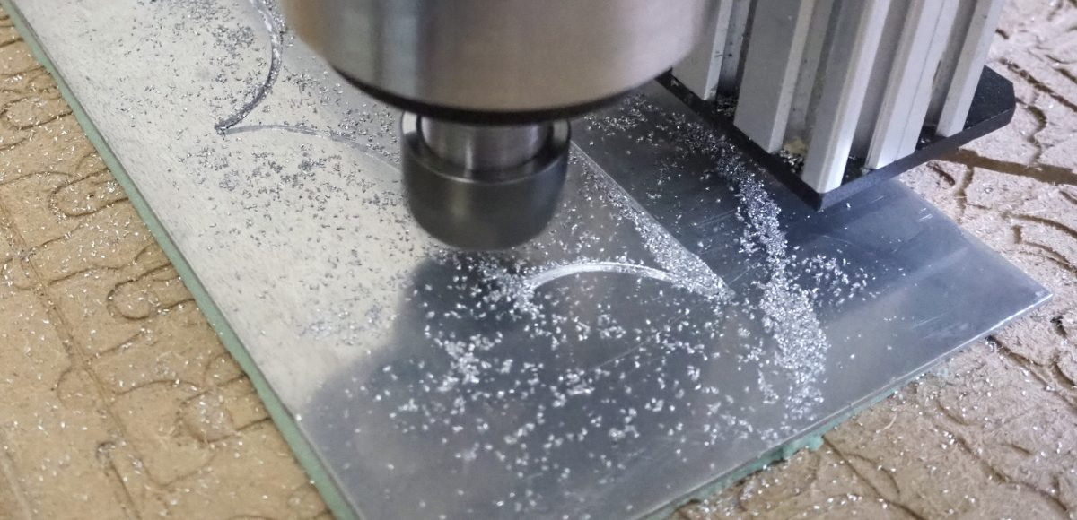 Dry milling, chips do not get removed while milling